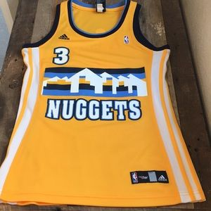 Denver Nugget Adidas Jersey Woman's Small
